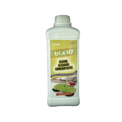 tri.x H7- Floor Cleaner Liquid Concentrate Online in India | Tiles,Marble Cleaner-ORBIT